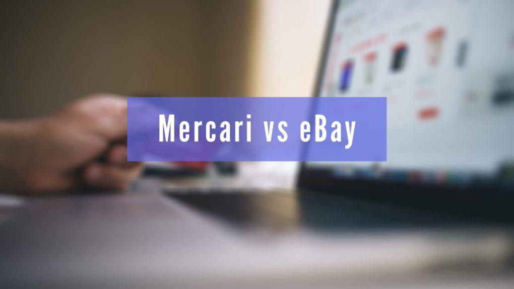 Mercari vs eBay