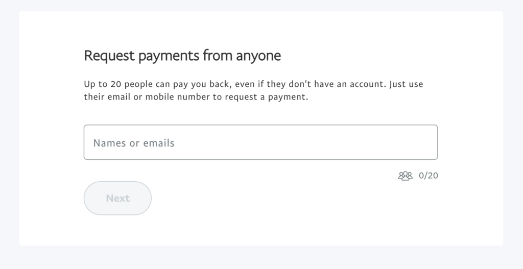 How to block someone on PayPal Request money