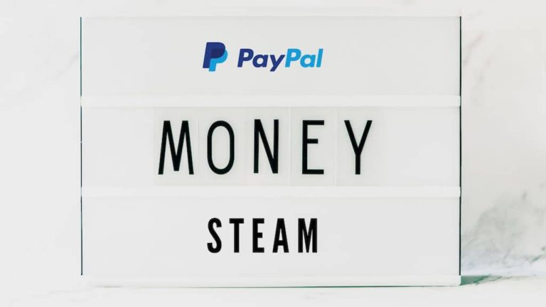 how to transfer steam money to paypal